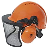 3M Peltor Waldarbeiterhelm, orange